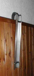 Stako - Stallausrüstung – Universalschiene aus Edelstahl zum Einhängen